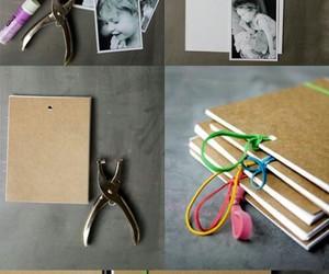diy, book, and memories image