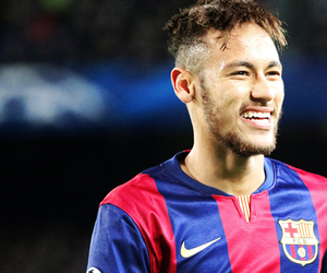 fc barcelona, cute, and neymar image