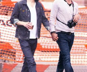 ian somerhalder, paul wesley, and tvd image