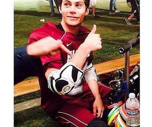 24, dylan o'brien, and lacrosse image