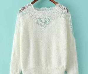 blue, sweater, and we♥it image