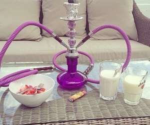 shisha, food, and hookah image