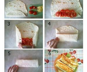 food, diy, and tomato image