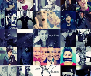 media, justin bieber, and beliebers image