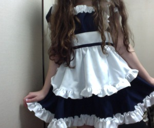 pale and maid image