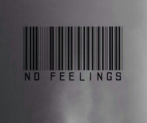 no feelings and feelings image