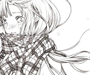 anime, manga, and cry image