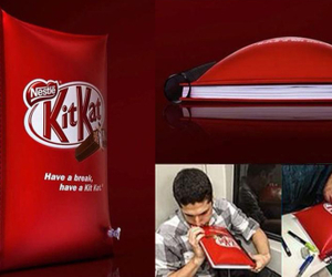 creative, kitkat, and notebook image