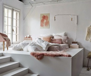 bedroom, room, and relax image