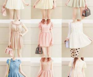 dress, clothes, and ulzzang image