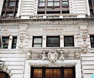 tiffany, building, and jewelry image