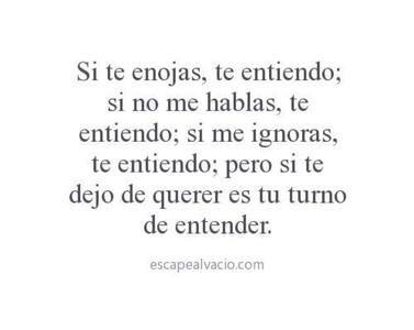 Image About Te Entiendo In Frases By Alma On We Heart It