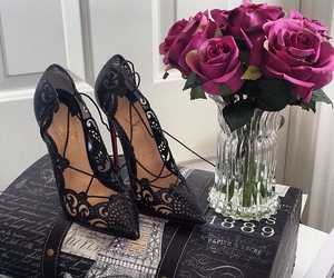 shoes, style, and luxury image