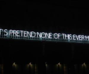 neon and text image