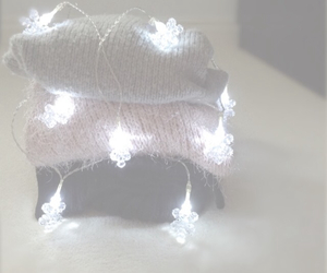 christmas, fairylights, and sweaters image