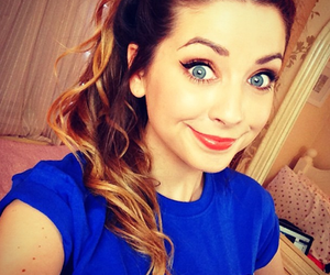 zoella, youtuber, and zoe image