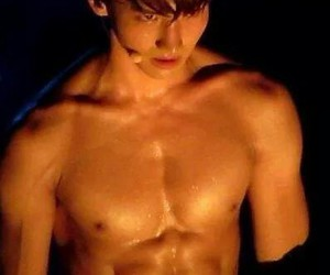 abs, changmin, and dbsk image