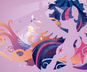 MLP and pony image