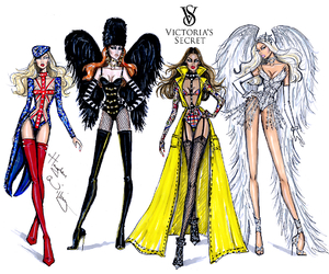 Victoria's Secret and hayden williams image