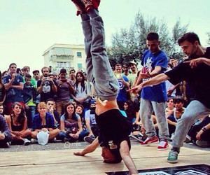 bboy, boy, and break dance image