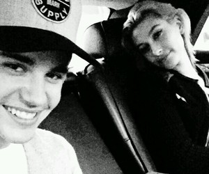 justin bieber and hailey baldwin image