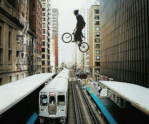 bicycle jumper, railway vs bicycle, and @google community image