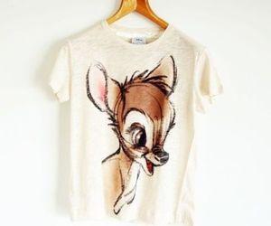 bambi, fashion, and disney image