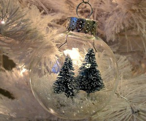 beautiful, christmas, and ornament image