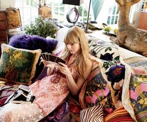 Taylor Swift, glamour, and photoshoot image