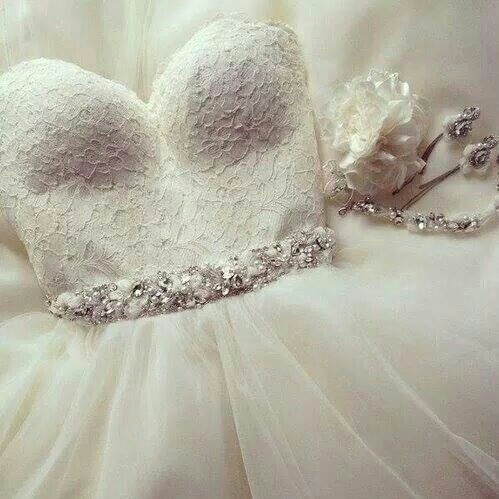 accessories, dress, and flowers image