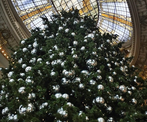 christmas, snow, and xmas image