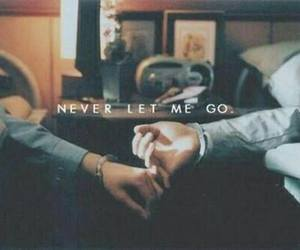 never and let me go image