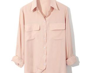 fashion, shirt, and pink image