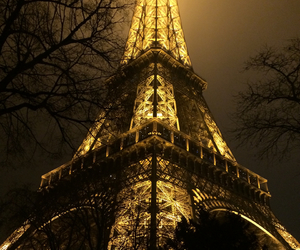 december, eiffel, and travel image