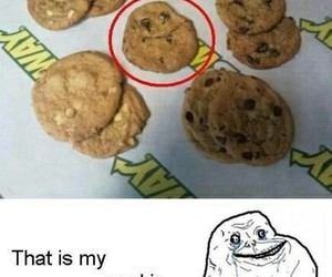 funny, cookie, and lol image