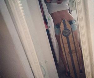 amor, longboard, and summer image