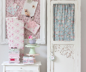 feminine, shabby, and shabby chic image