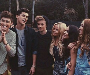 jack johnson, alli simpson, and friends image