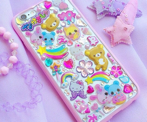 pastel and phonecase image