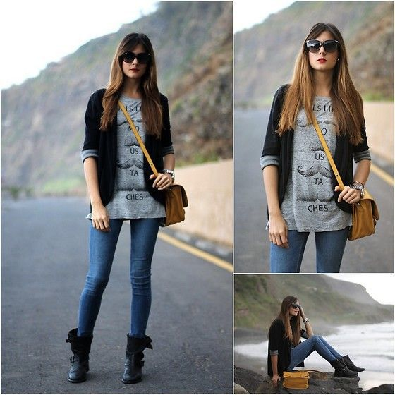 boots, leggings, and fall fashion style image