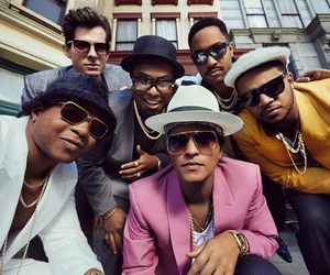 bruno mars, uptown funk, and mark ronson image
