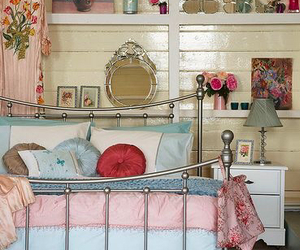 pastel, bedroom, and style image