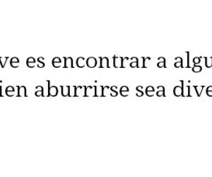 divertido, espanol, and frase image
