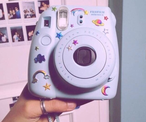 camera and cute image