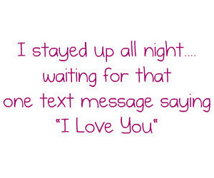 I Love You, text, and you image