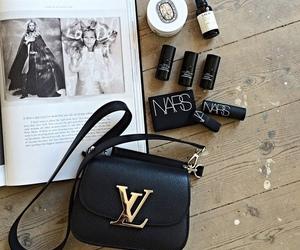 fashion, nars, and bag image