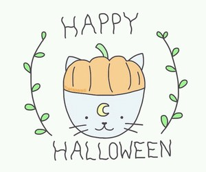 Halloween, happy, and transparent image