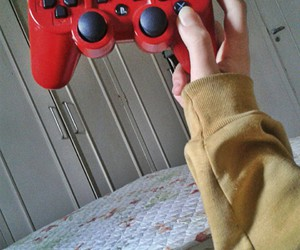 control, ps3, and video games image