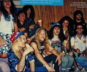Guns N Roses, metallica, and slayer image
