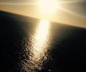 bahia, sunset, and beach image